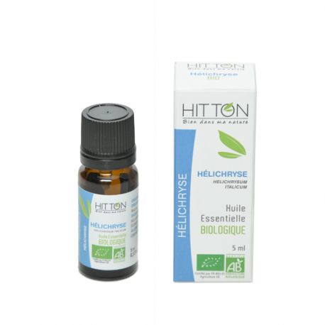 Helichryse bio 5 ml