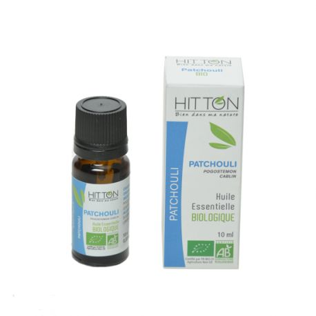 Patchouli bio 10 ml